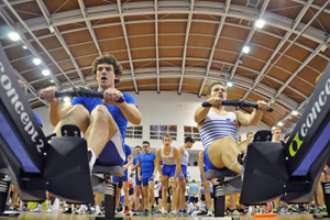 2014 - Championnat de France d'aviron indoor
